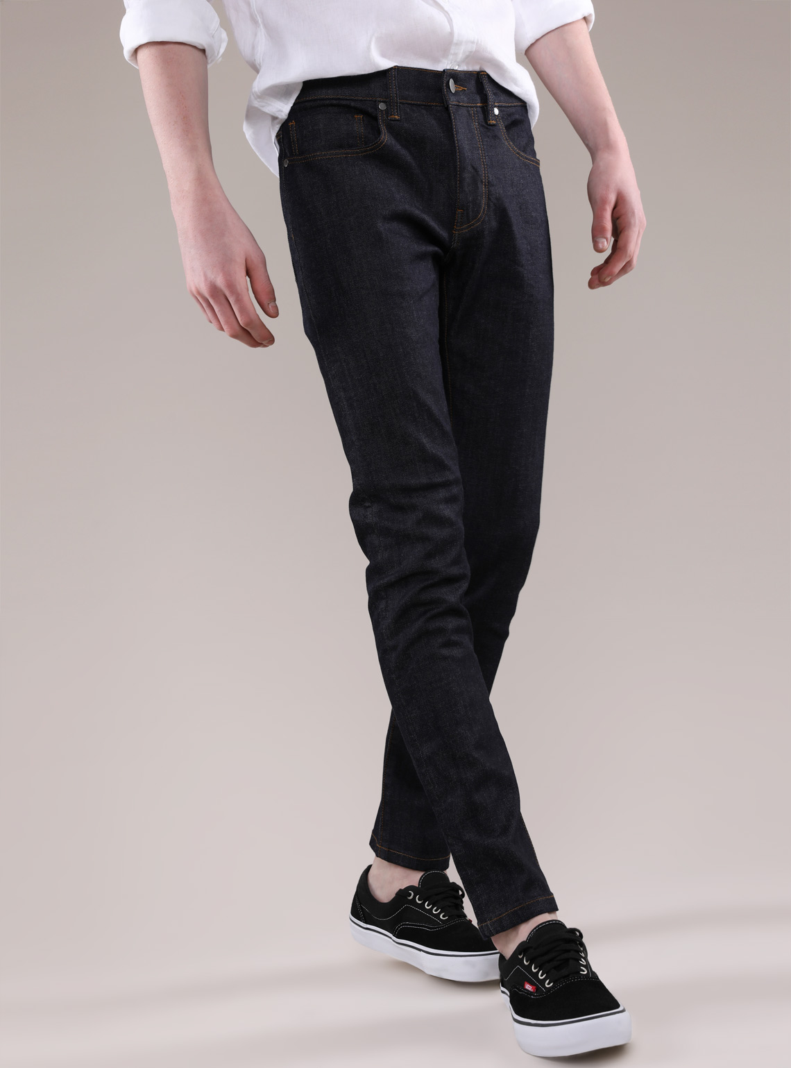 Men's Japanese Denim Extra Slim Jeans