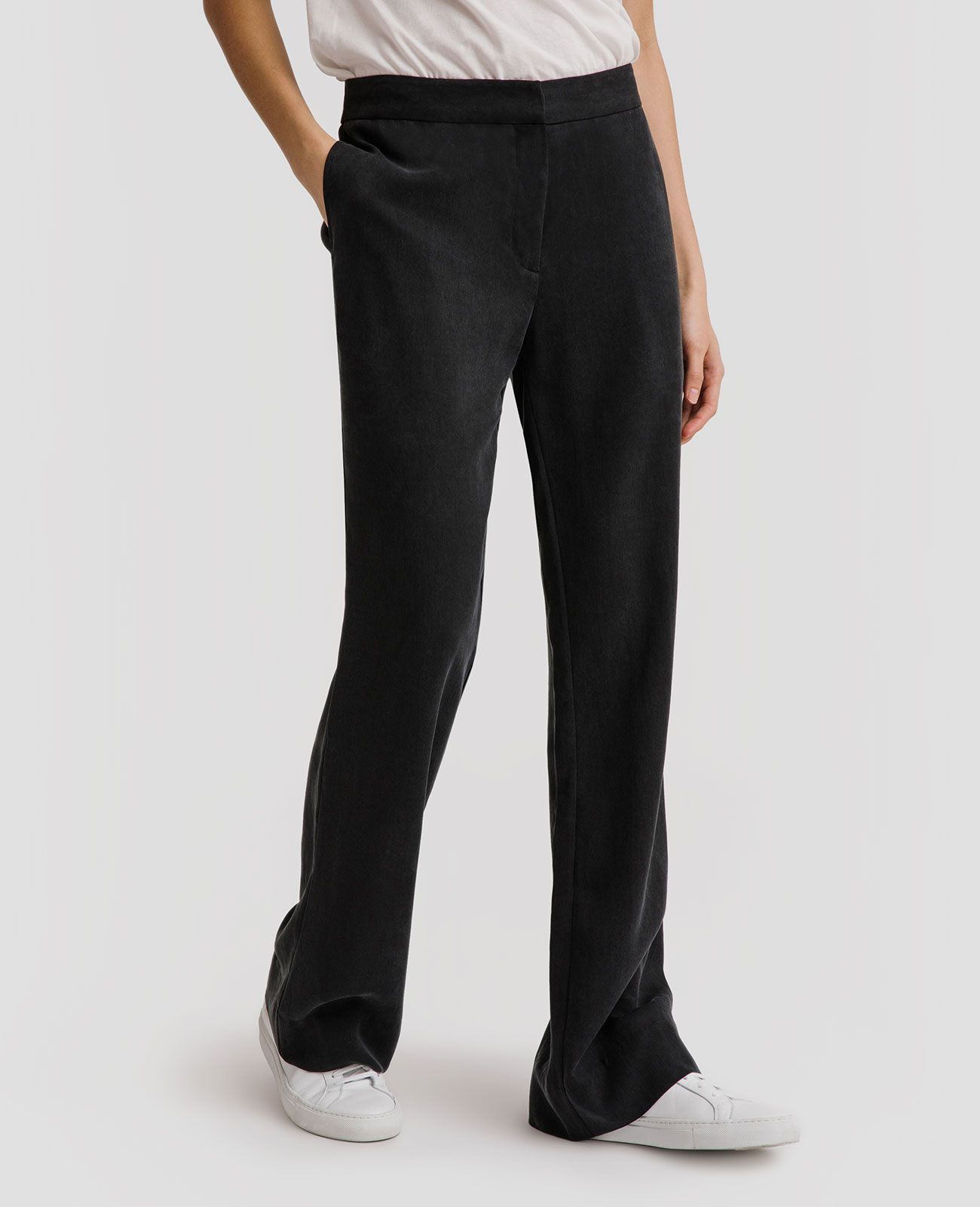 db5ce2f75d6a Womens Tencel Slouchy Pants
