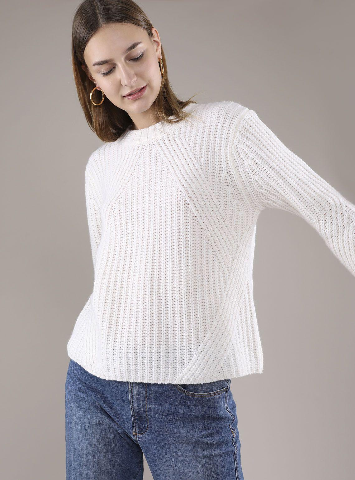 4bd52f32944dca Women s Cashmere Textured Sweater