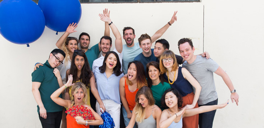Grana team photo