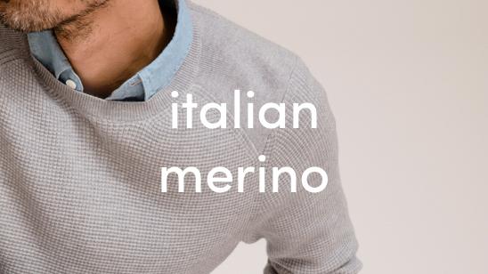 italian merino