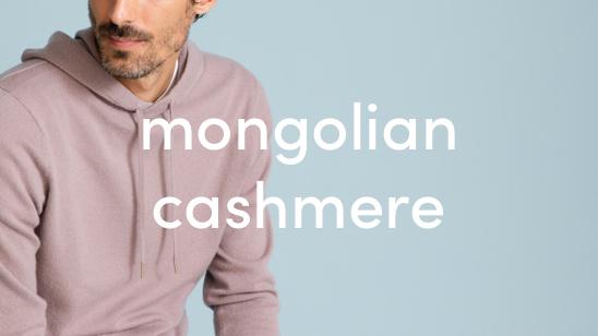 mongolian cashmere